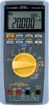 Мультиметр-калибратор для технологических процессов  Yokogawa СА450