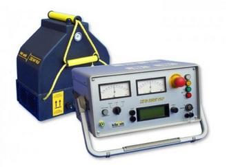 Установка для испытания кабелей KPG 20 кВ VLF