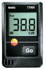 Мини логгер данных температуры и влажности testo 174H