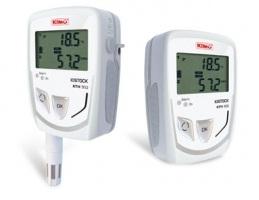 регистратор температуры и влажности KTH 350