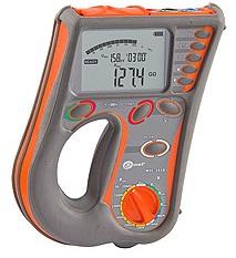 MIC-2510 Измеритель параметров электроизоляции Sonel