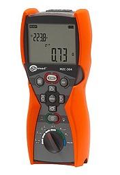 MZC-304 Измеритель параметров цепей электропитания зданий Sonel