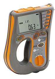 MZC-305 Измеритель параметров цепей электропитания зданий Sonel